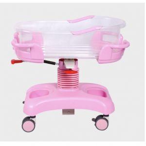 Cuna baciente para bebe con sistema neumático con trendelemburg Cat. BAM-CB-IP  Bame