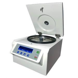 Centrifuga de hematocrito  de 12,000 RPM para 24 tubos Cat. ICB-CDY101797  ICB