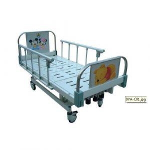Cama pediatrica eléctrica de 1 posición Cat. BAM-CE-5P2  Bame