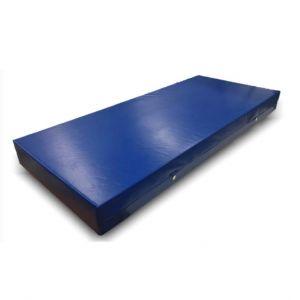 Colchón para cama de hospital 191x85x12 cm de 1 pieza en vinyl Cat CNF-L1918512 Conforlax