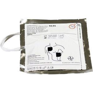 Electrodo adulto para desfibrilador PowerHeart G3 AED Cat CSI-9131-001 Cardiac Science