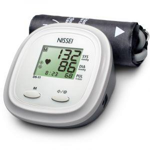 Baumanómetro de brazo automático con banco de memoria Cat NIS-DS-11 NISSEI