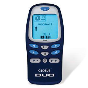 Electroestimulador Dou Pro Cat GLO-DUOP Globus