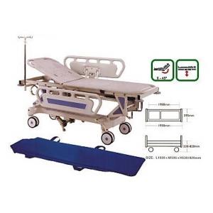 Camilla de lujo para hospital de altura variable Cat. SRY-E-3  Slim Royal
