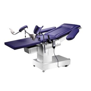 Mesa de operaciones eléctrica para ginecologia y obstetricia, 320/265 kg. Cat TCH-ET-400 TechartMed