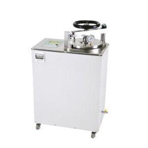 Autoclave Inoxidable automática digital de 25x48 cm. Temp max 130°C 24 l Cat FEL-0398 Felisa