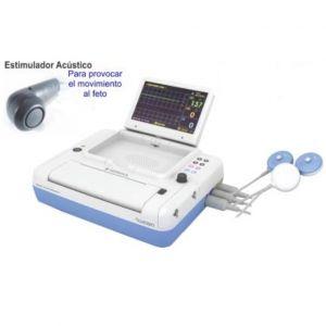Monitor fetal gemelar a color con estimulador fetal Cat MEN-FM-20E Mediana