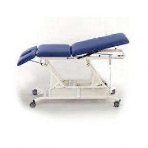 Mesa eléctrica para tratamiento 3 secciones color azul Cat DYN-HLT3BL Dynatronics