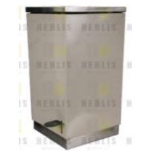Bote sanitario para basura de pedal esmaltado Cat HEL-HM40 Herlis