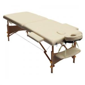 Mesa para masaje de 2 secciones Cat. HCR-M001  Home Care