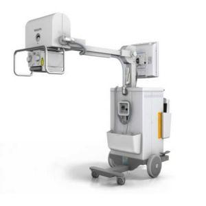 Equipo de Rayos X Móvil Digital 40-125 Kv, 50-200 mA Mod. MobileDiagnost M50 Cat PIL-M50D Philips