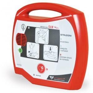 Desfibrilador rescue live AED (Sam) Cat PGR-RAED Progetti