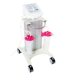 Aspirador gástrico de succión continua e intermitente de base robusta Cat. MDR-TANDEM4  Medi Core