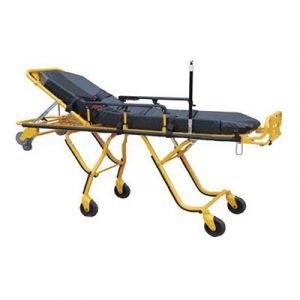 Camilla multifuncional profesional de aluminio con 3 posiciones para ambulancia Cat MLF-TD010131-G My Life