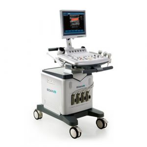 Ultrasonido doppler color de gabinete Mod. U2 con 3 transductores a escoger Cat EAN-U2-3 Edan