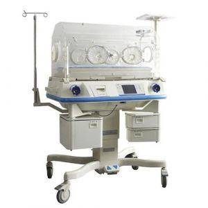 Incubadora térmica neonatal con elevación electrónica y pantalla LCD Cat NND-YP-2000 Ningbo David