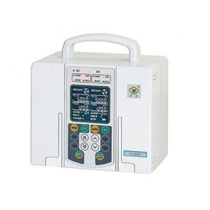 Bomba de infusion de 2 canales  con pantalla LCD a color Cat NND-XBY1200 Ningbo David