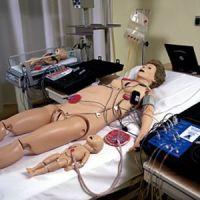 Simulador de parto con neonato Mod. Noelle Cat SIM-SB37713U Nasco - Simulaids