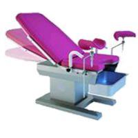 Mesa hidráulica para ginecologia con accesorios estandar Cat. BAM-140E Bame
