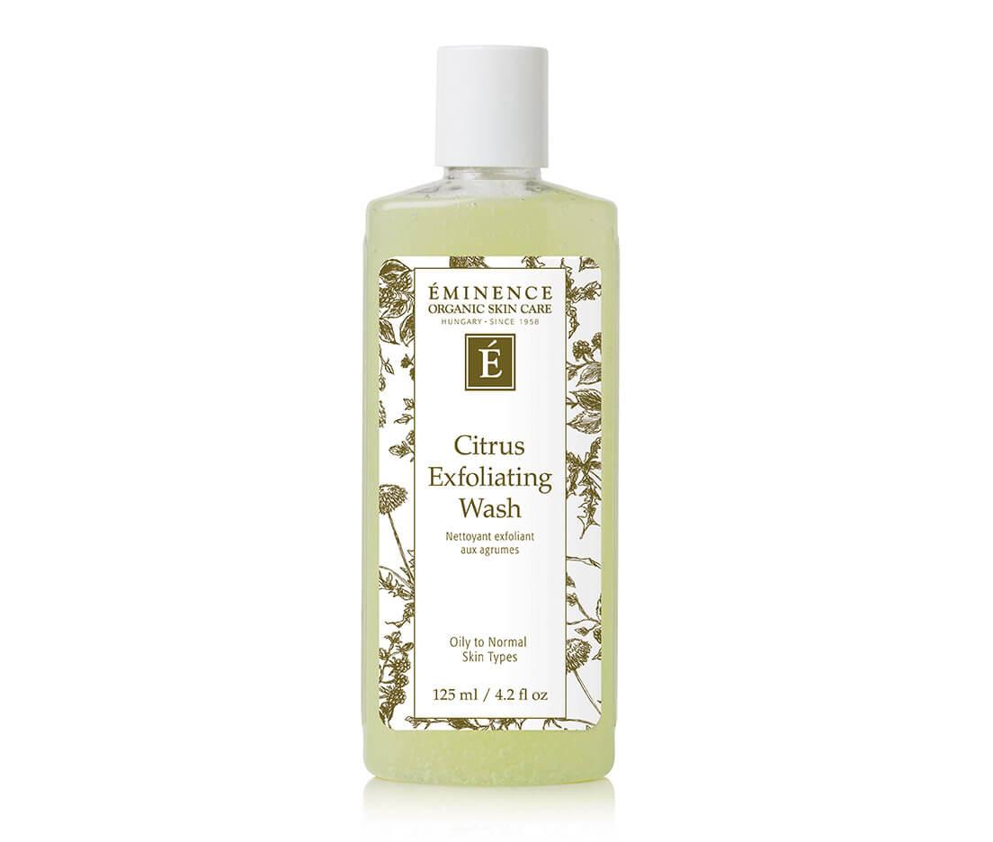 Eminence Citrus Exfoliating Wash