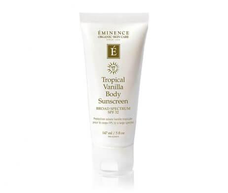 Eminence Tropical Vanilla Body Sunscreen SPF 32