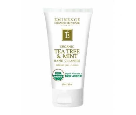 Eminence Tea Tree & Mint Hand Cleanser