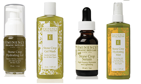 Eminence organic skin care, eminenstore, organics, stone crop whip moisturizer, how to use,