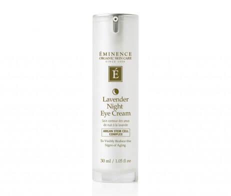 Eminence Organics Lavender Age Corrective Night Eye Cream