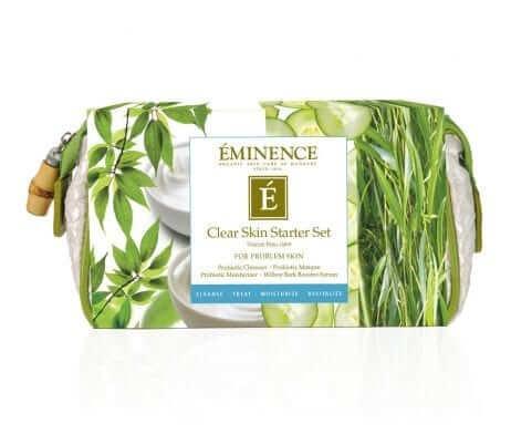 Eminence Clear Skin Starter Set Package