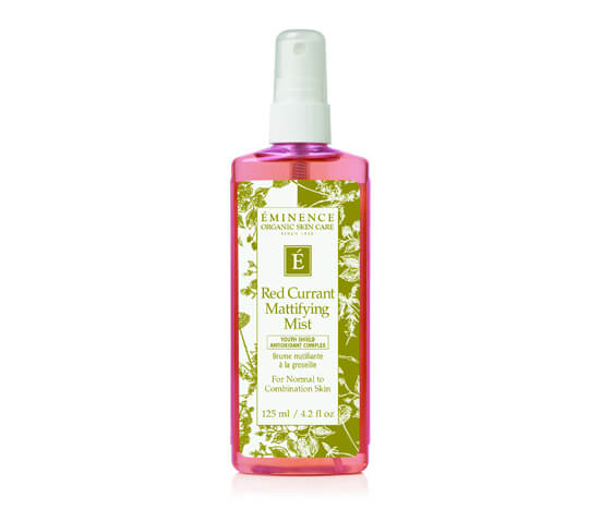Eminence Red Currant Mattifying Mist, 4.2 Ounce Julissa Concha Nacar-Mother of Pearl Cream 4 oz. 2-PACK