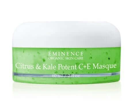 Eminence Citrus & Kale Potent C+E Masque