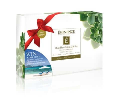 Eminence Must Have Minis Gift Set Box