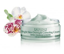 Eminence Bright Skin Overnight Correcting Cream Open