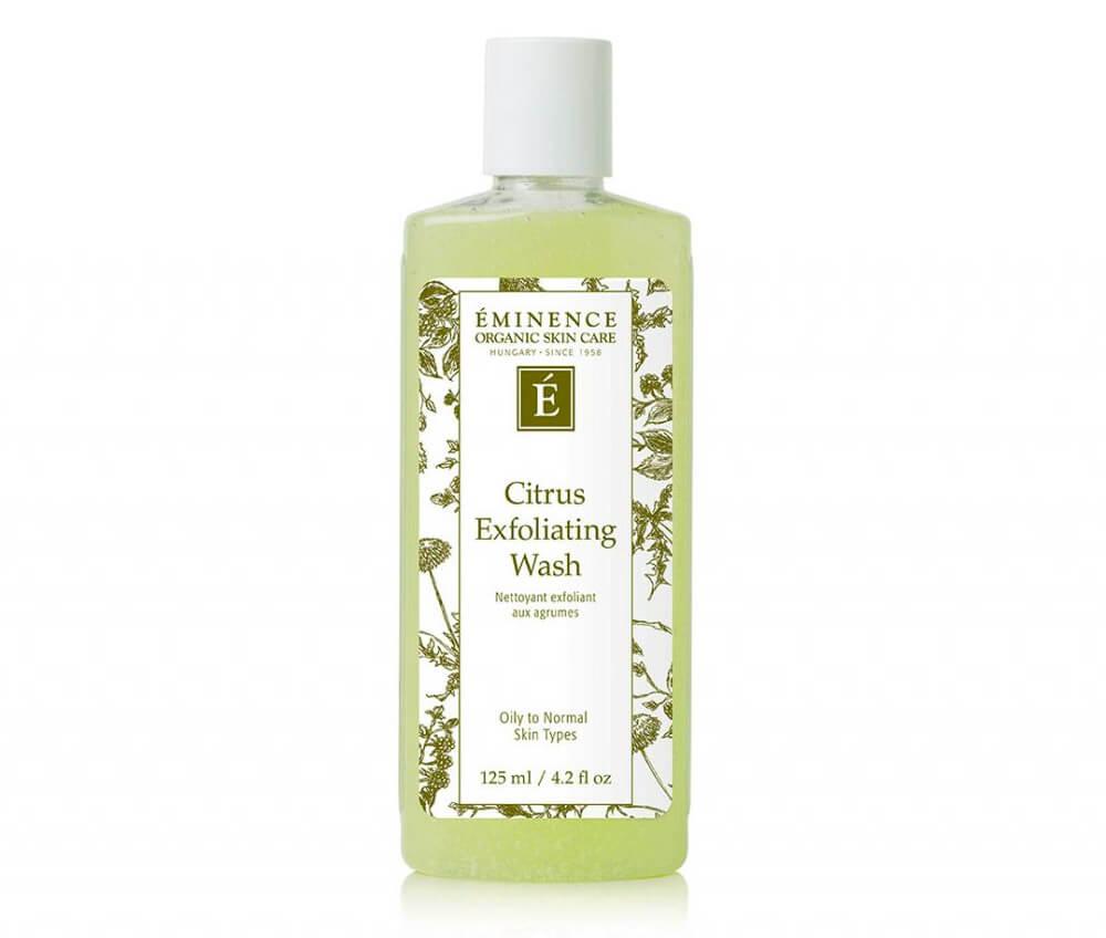 Eminence Citrus Exfoliating Wash Refreshing Lemon Lime Aid
