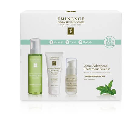 Eminence Acne Advanced Treatment System