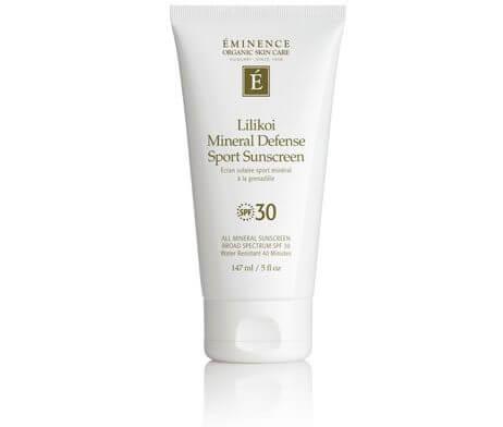 Eminence Lilikoi Mineral Defense Sport Sunscreen SPF30