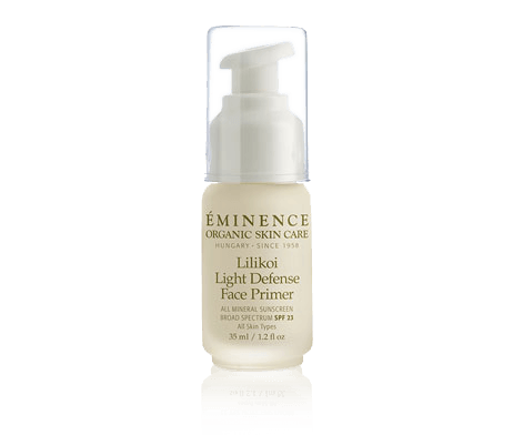 Eminence Organics Lilikoi Light Defense Face Primer