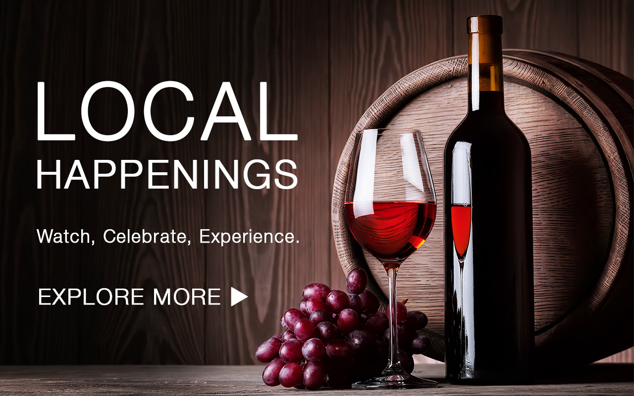 March Local Happenings