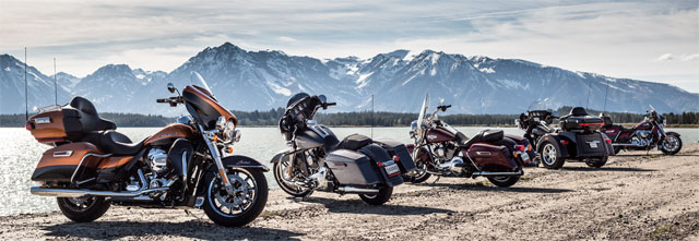 See the New and Used Harley Motorcycles at CrossRoads Harley-Davidson
