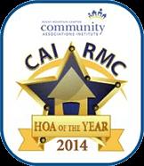 HOA of the Year