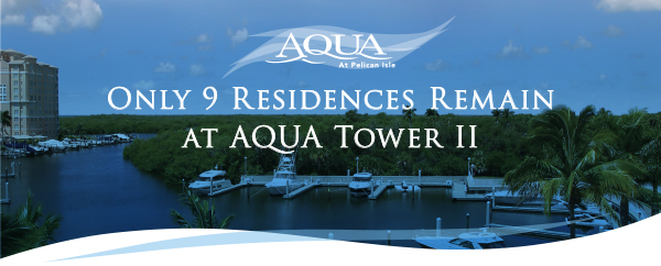 Only 9 Residences Remain