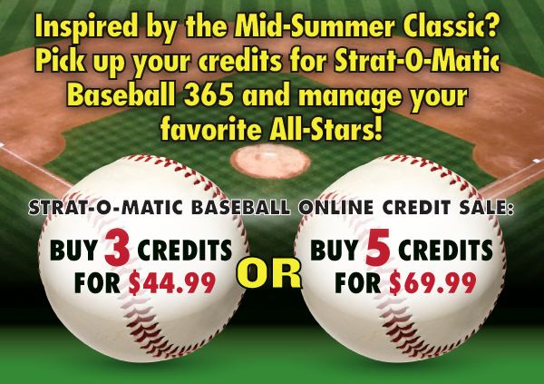 BUY 3 CREDITS FOR $44.99 OR BUY 5 CREDITSFOR $69.99