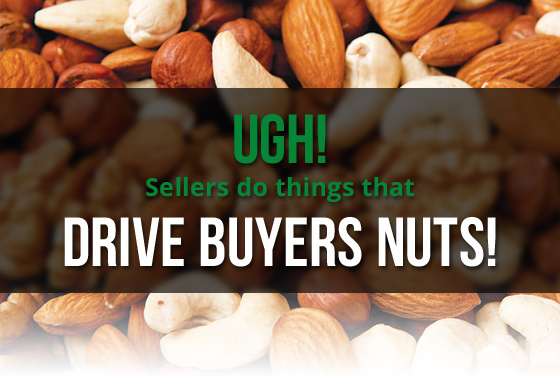 sellers drive buyers nuts