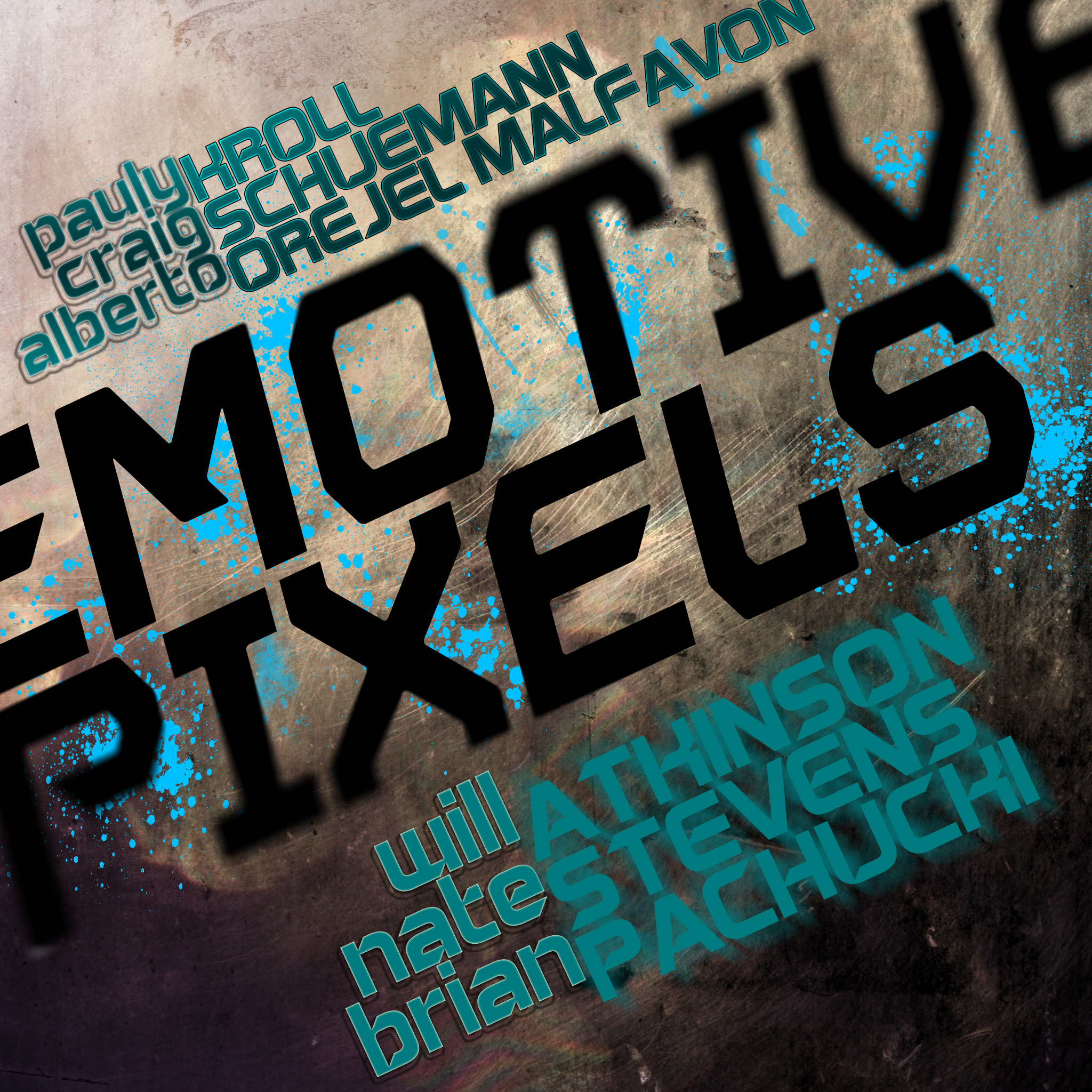 Emotive Pixels Podcast
