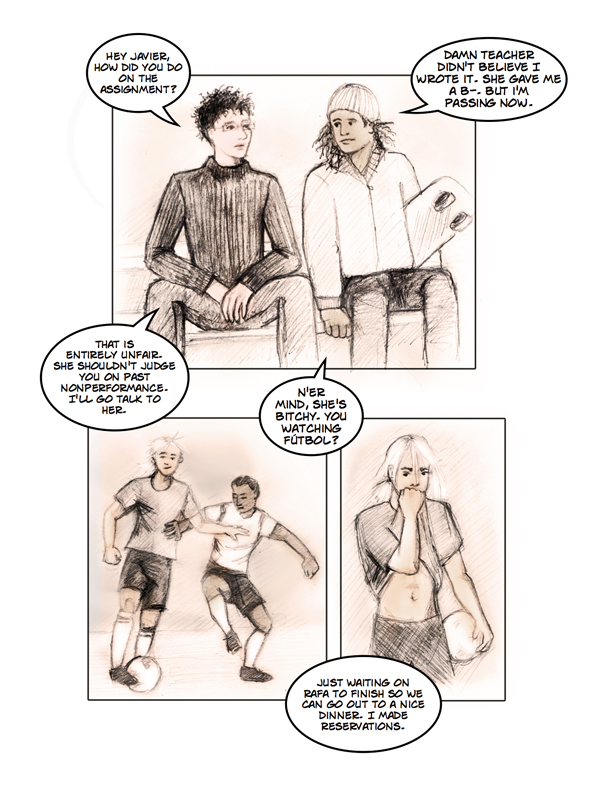 Chapter 11 – Promise - Page 2