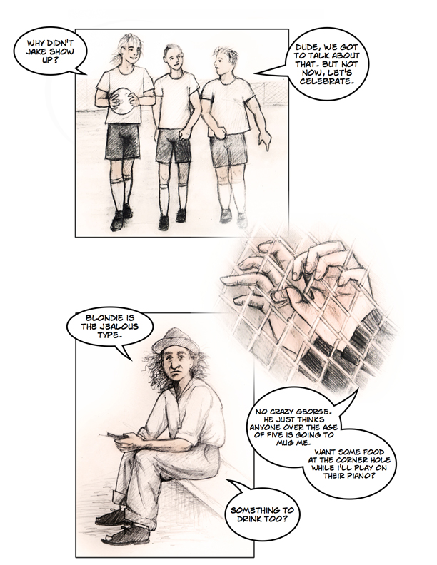 Chapter 11 – Promise - Page 5