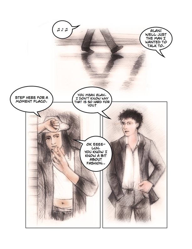 Chapter 12 – Rumors, Truth  Lies - Page 13