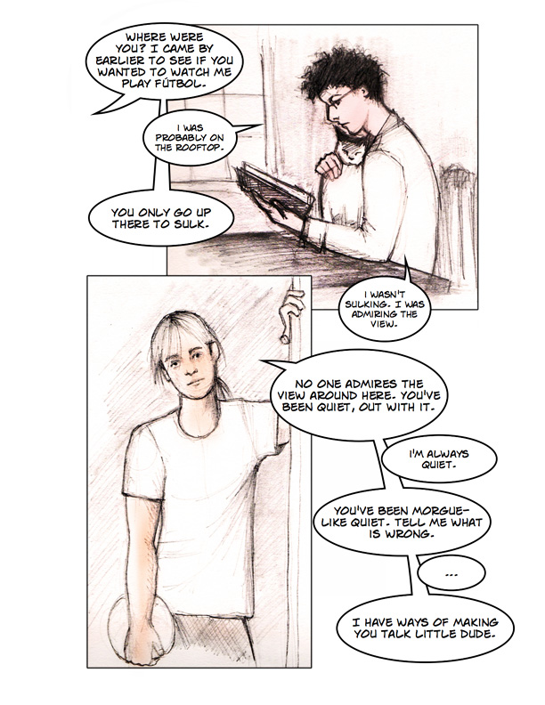 Chapter 13 – That Day - Page 1