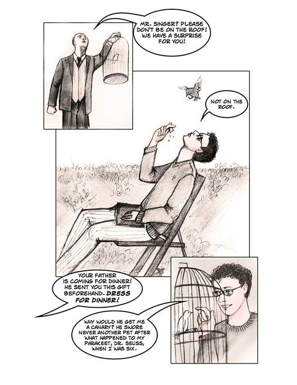 Chapter 16 – Gabriel García Márquez - Page 1