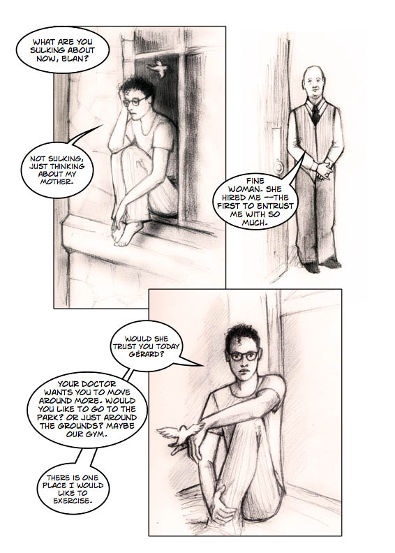Chapter 19 - Uncle Felipe - Page 2